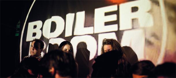 Boiler Room : Culture De La Performance électronique