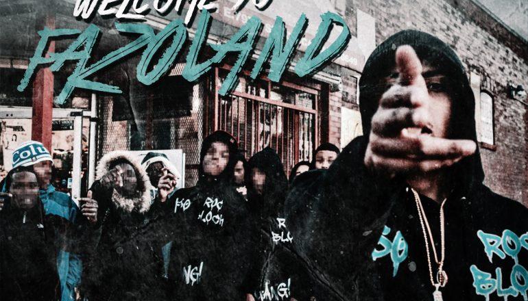 Lil Herb Welcome To Fazoland No DJ Cover