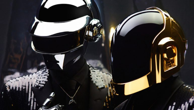Documentaire : Daft Punk Unchained